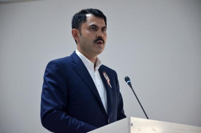 Bakan Kurum,  'Kazım Karabekir Paşa'yı anma programına katıldı