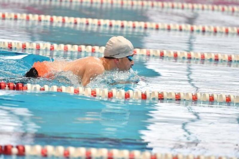Bedensel Engelliler Türkiye Yüzme Şampiyonası başladı