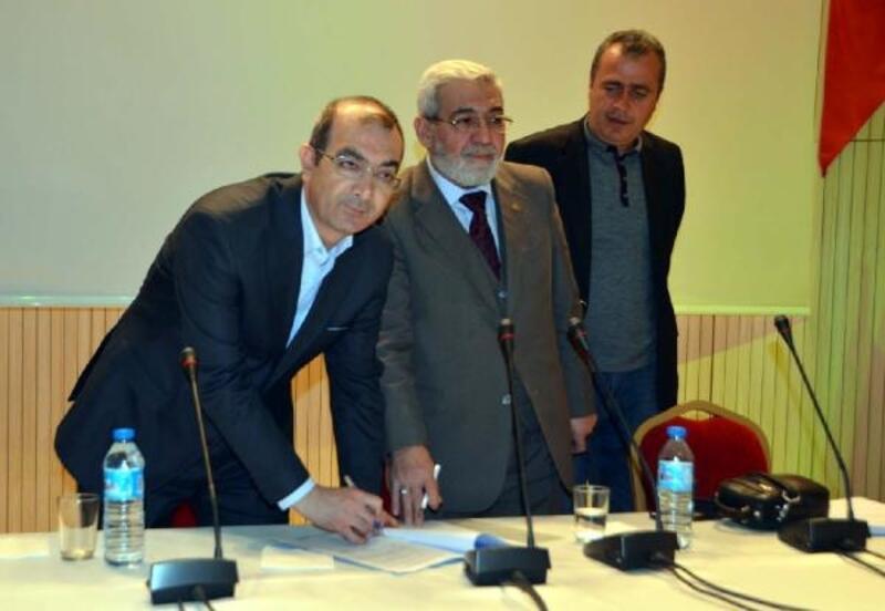 Erciş Belediyesi Sosyal Denge Sözleşmesi'ni imzaladı