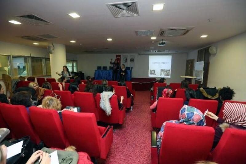 Yenimahalle Belediyesi'nden kadınlara özel ilgi