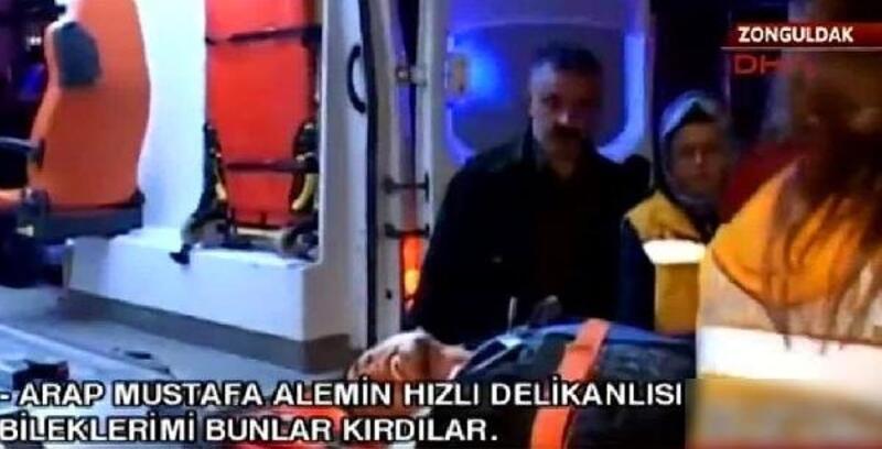 'Speedy Mustafa' telefon gasbedince tutuklandı