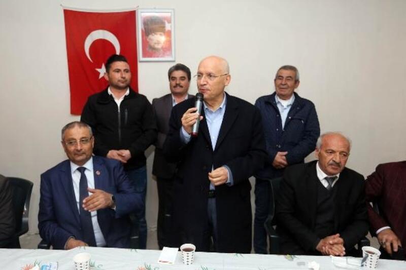 Başkan Yaşar'dan ilk ziyaret Yakacık'a
