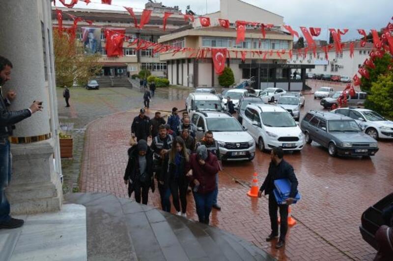 Sinop'ta fuhuş operasyonu: 2 tutuklama