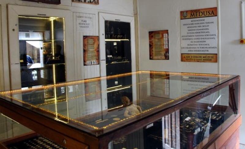 Türkiye'nin tek 'Cam Eserler Müzesi' kapanıyor