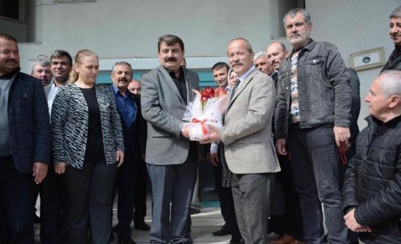 Milletvekili Taytak'tan Sarı'ya ziyaret