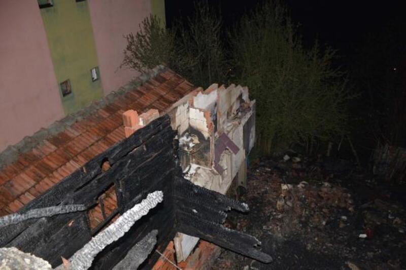 Sinop'taki yangın faciasında genç kadın, 'yanıyoruz, kurtarın' diyerek yardım istemiş