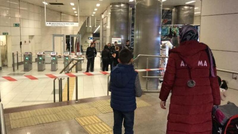 Taksim-Kabataş füniküler hattında arıza, seferler yapılamıyor