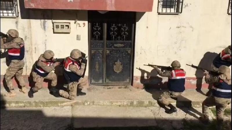 Siirt'te PKK operasyonu: 3 gözaltı
