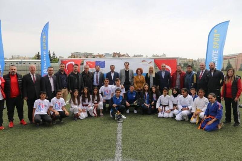 Kilis'te spor günleri etkinliği