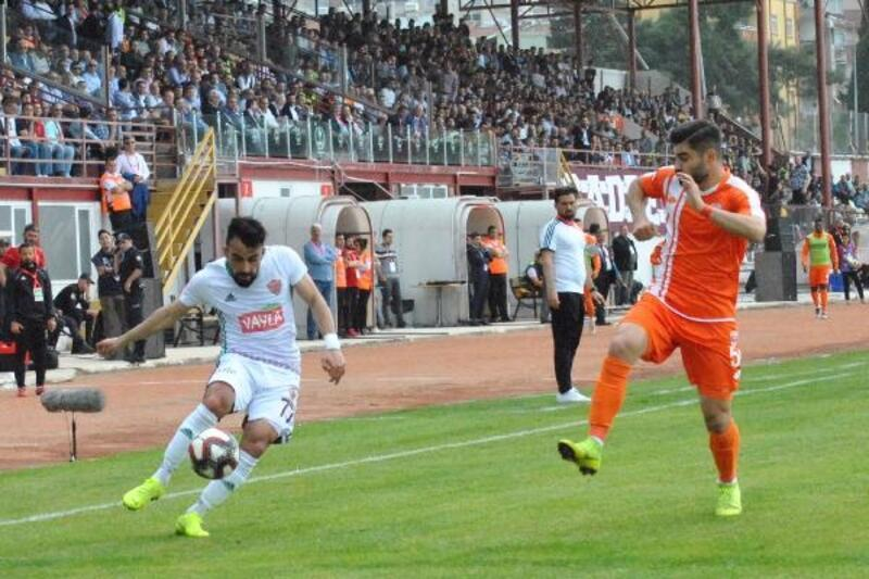 Hatayspor - Adanaspor: 4-1