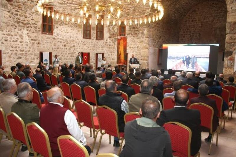 Tokat'ta Ballıca Mağarası'nın 'Yol hikayesi' anlatıldı