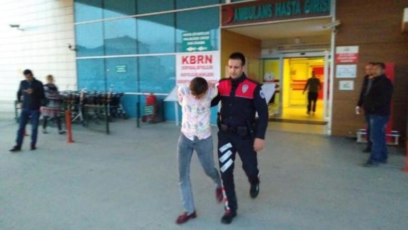 İki ayrı suçtan aranan cezaevi firarisi yakalandı