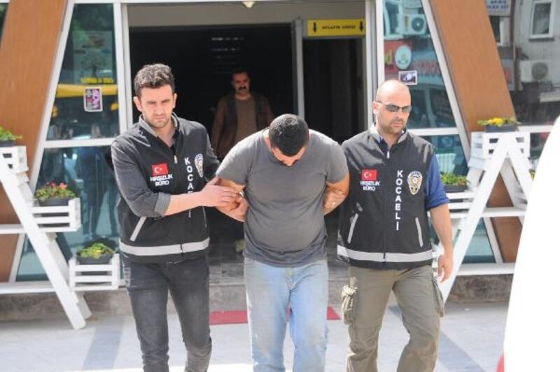 Katı atık toplama kutularını çalan hırsız yakalandı