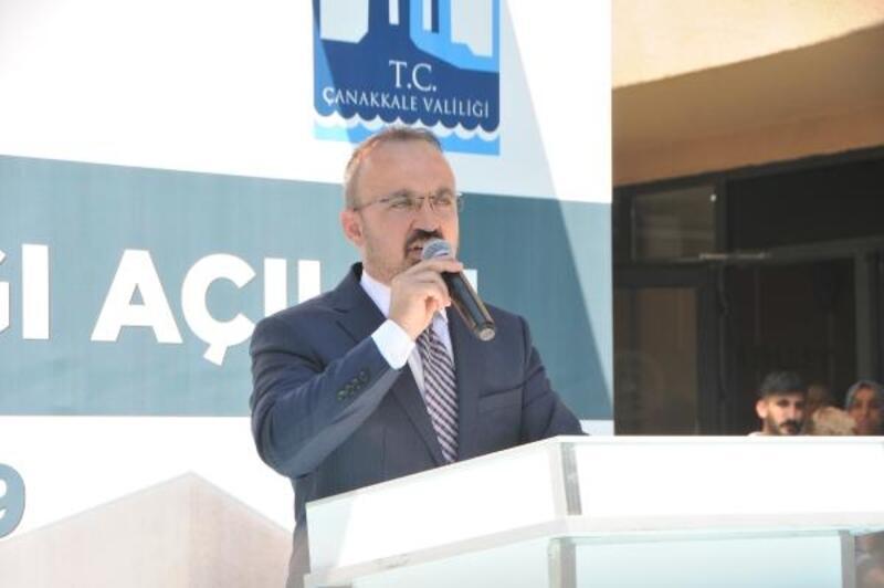 AK Partili Turan:YSK'nın karar öyle de olsa, böyle de olsa bizim için baş tacı
