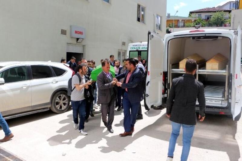 Tokat'taki kazada ölen 7 kişinin cenazeleri ailelerine teslim edildi
