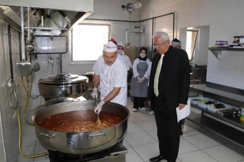 Ereğli belediyesi Ramazan boyunca 1500 aileye iftar verecek