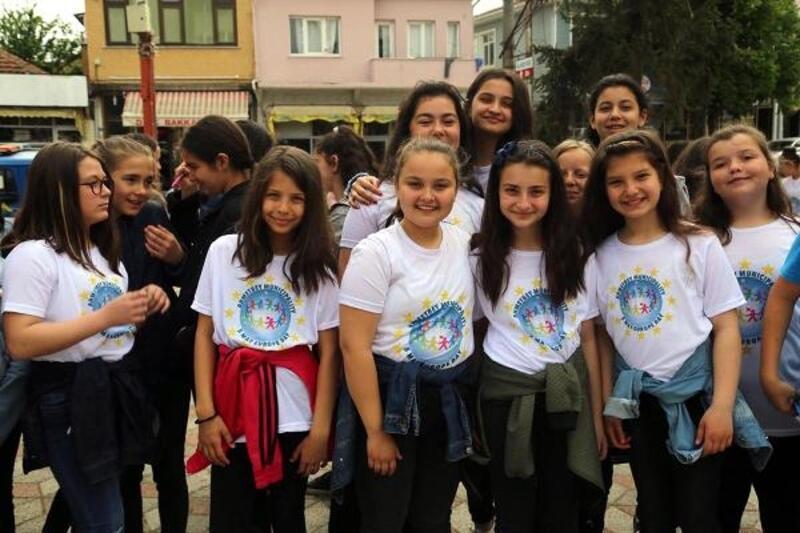 Ahmetbey'de Avrupa Günü etkinliği