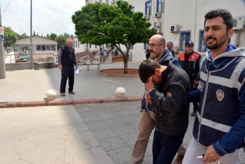 Kahramanmaraş'ta hırsızlık şüphelisi 2 kişi, tutuklandı