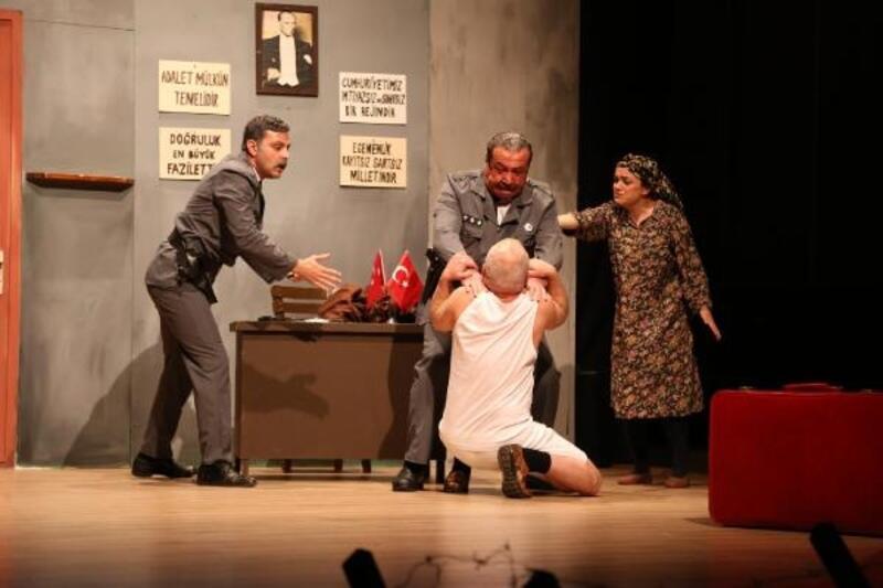Bodrum Belediyesi Şehir Tiyatrosu 10 Mayıs'ta sezonu kapatacak
