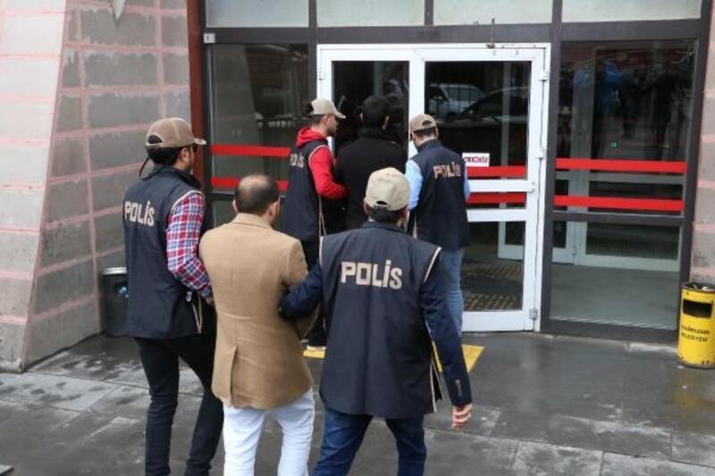 Eskişehir'de FETÖ operasyonunda 1 tutuklama