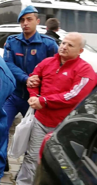 Zonguldak'ta FETÖ'den tutuklu eski yüzbaşıya tahliye
