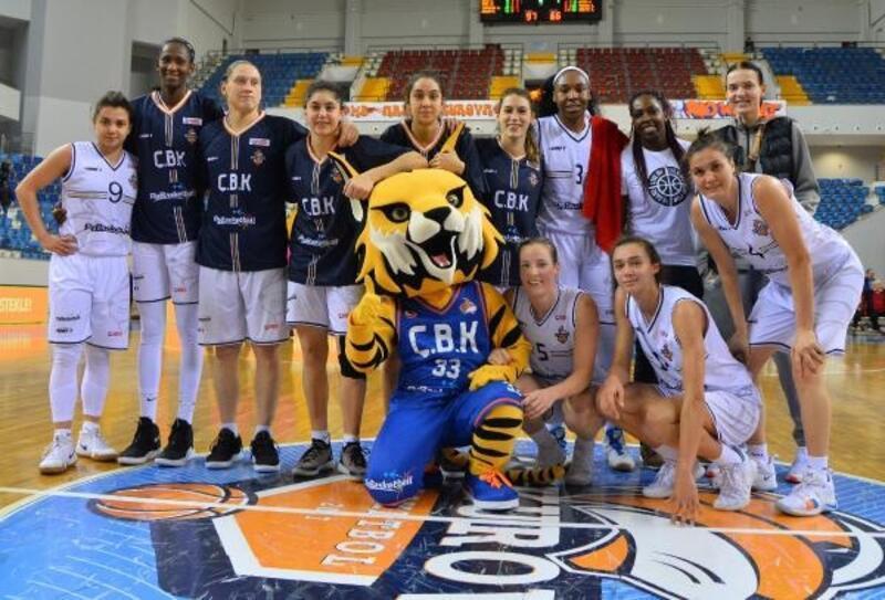 Çukurova Basketbol'un rakibi Fenerbahçe