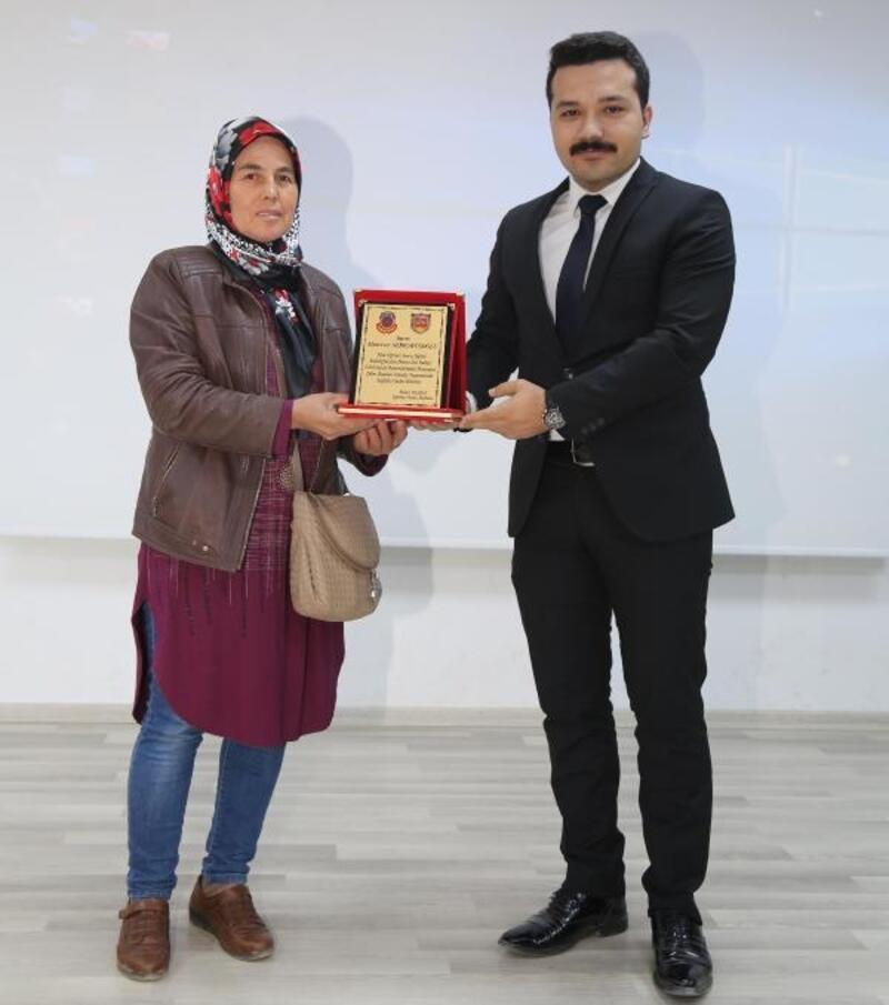 Yılın şoförü, 54 yaşındaki Münevver Nebiçavuşoğlu oldu