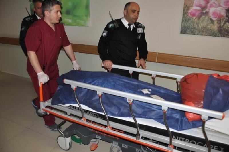 Hamamcıyı öldüren Özbek sanığa, yaş tespiti yapılacak