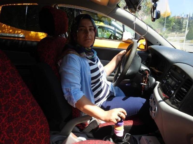 Çorum'un otobüs ve taksi şoförü anneleri