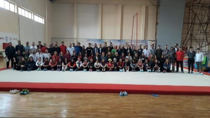 Trabzon'da öğrencilere cimnastik eğitimi verilecek