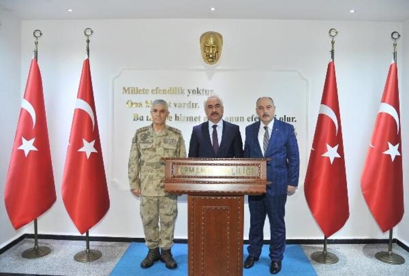 İçişleri Bakan Yardımcısı Mehmet Ersoy'dan Osmaniye ziyareti