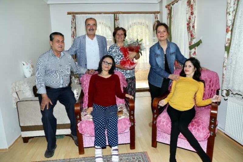 Mudanya'da Başkan Türkyılmaz, anneleri unutmadı