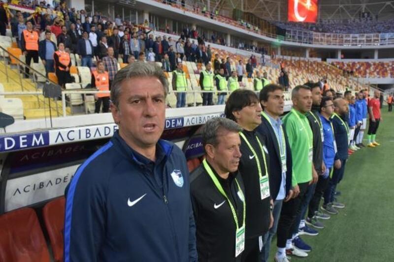 Evkur Yeni Malatyaspor - Büyükşehir Belediye Erzurumspor maçının ardından