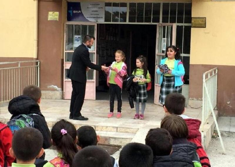 Hisarcık'ta, iş sağlığı ve güvenliği afiş yarışması