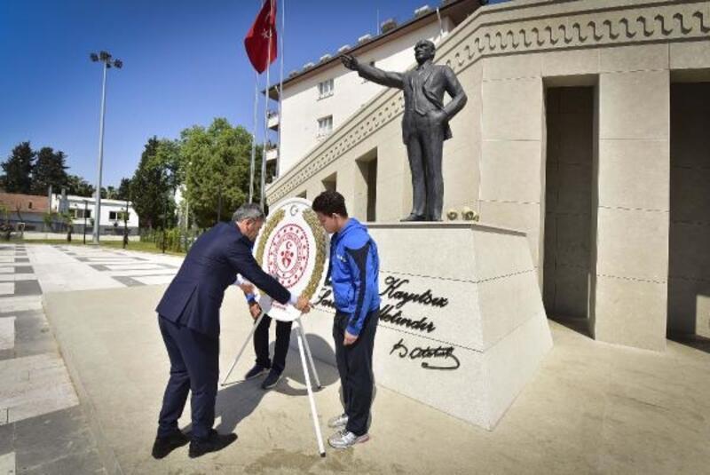 Osmaniye'de Gençlik Haftası etkinlikleri başladı