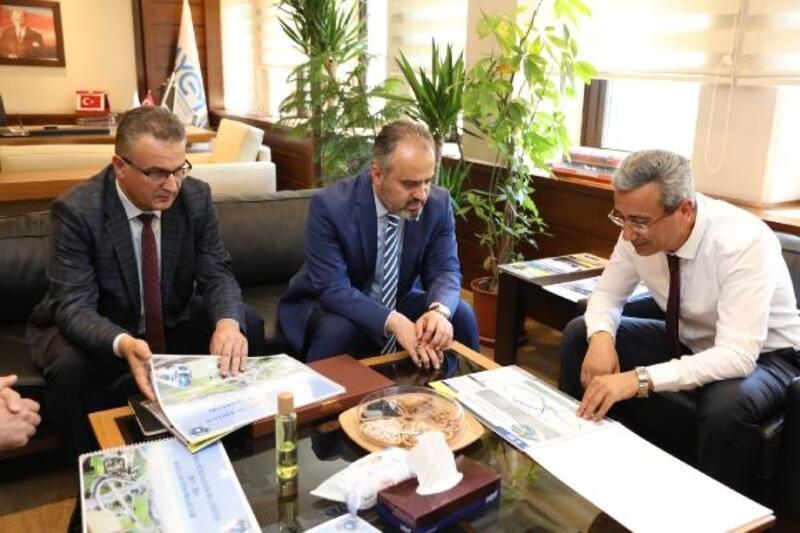 Bursa'da ulaşım projelerine Bakanlık desteği