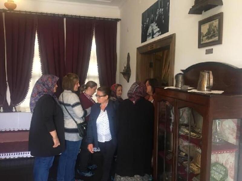 Vize Belediyesi, kadınlar için Edirne ve Kırklareli gezileri düzenliyor