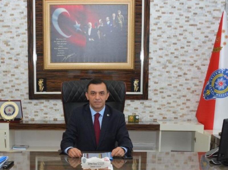 Emniyet Müdürü Ulucan'ın 19 Mayıs mesajı
