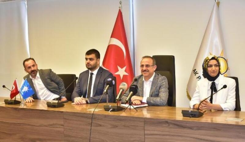 AK Parti İzmir'de yeni yönetim açıklandı