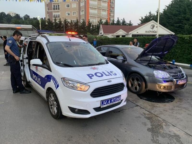 Şişli'de polisten kaçan otomobil sürücüsü Kadıköy'de yakalandı