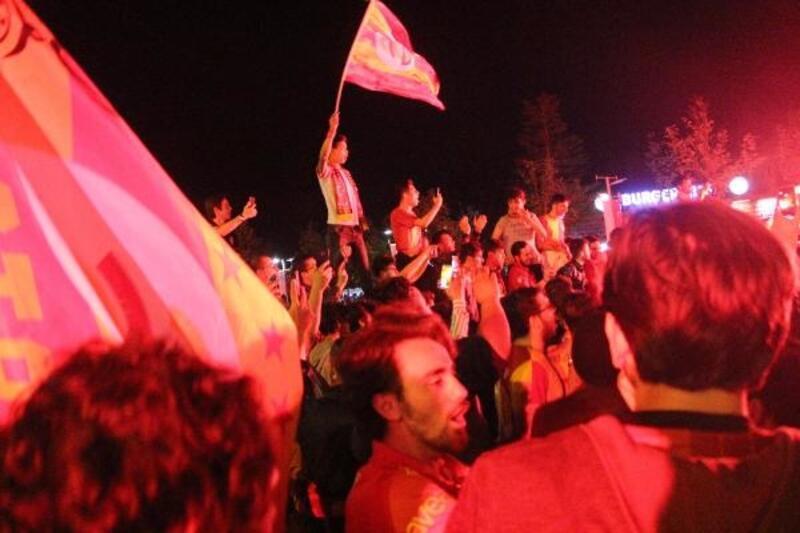 Bolu'da şampiyonluk coşkusu