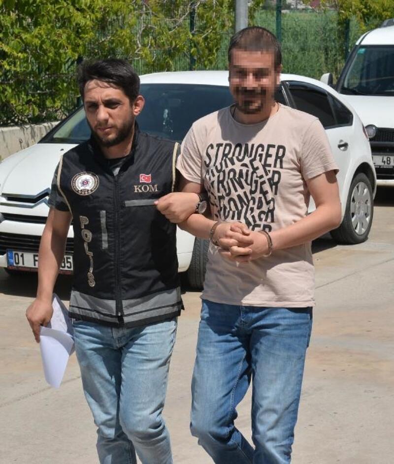 İzmir'de aranan FETÖ şüphelisi Adana'da yakalandı