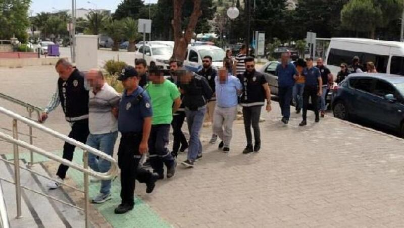 Çeşme'deki fuhuş operasyonunda 6 tutuklama