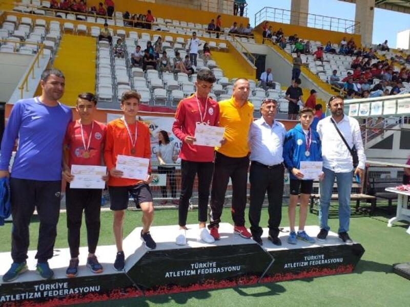 Osmaniyeli atlet, Türkiye ikincisi oldu