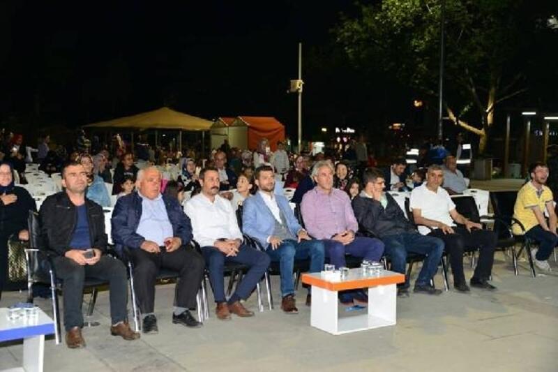 Erbaa'da Ramazan etkinlikleri devam ediyor