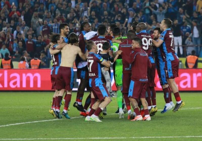 Trabzonspor'da 21 oyuncudan 17'si gole katkı sağladı