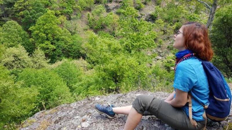 Terörle anılan Amanos Dağları, doğa tutkunlarının akınına uğruyor