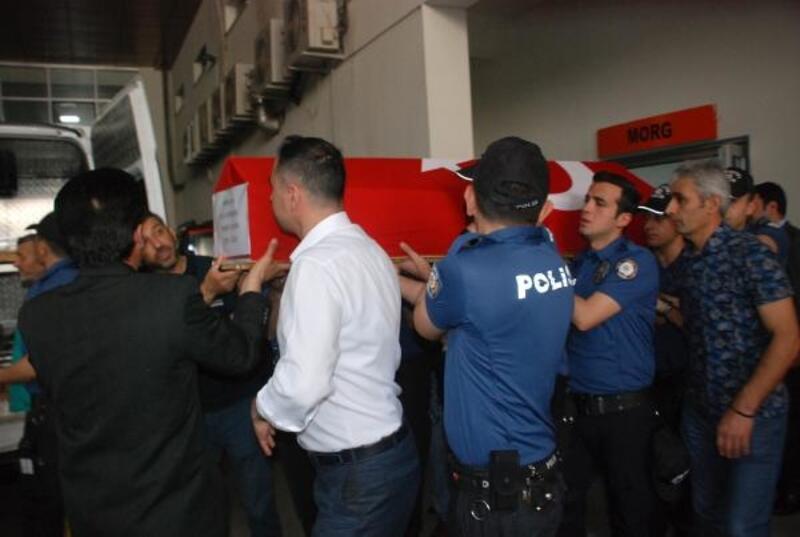 Kazada ölen polislerin cenazeleri, memleketlerine uğurlandı