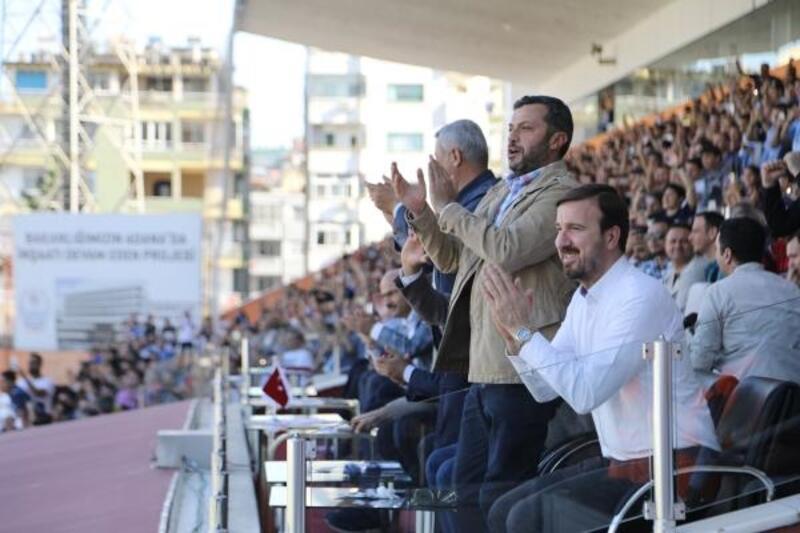 Başkan Kocaispir'den Demirspor'a destek