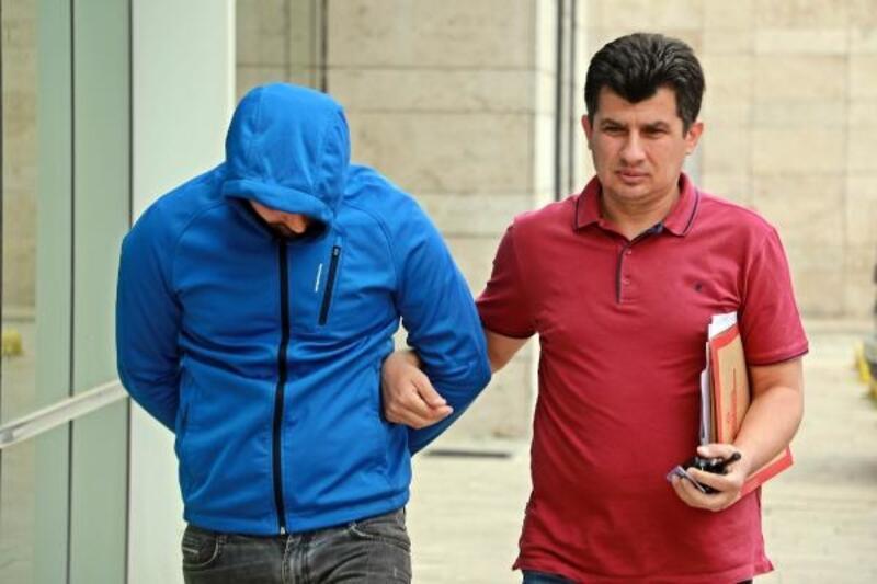 Samsun'da para kasasını çalan şüpheli yakalandı